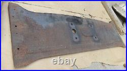 1935 1936 Ford Coupe ROLL DOWN Rear Window REGULATOR PANEL Original 3 / 5 window