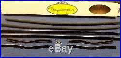 1967 1968 Ford Mustang Coupe Door Window Felt Fuzzies Rubber Seal Kit New