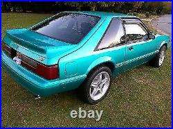 1987-1993 Ford Mustang Weatherstrip Kit Coupe / Hatchback Oem Quality Fox Body