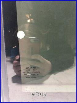 1988-1999 Chevy Gmc 1500 Truck Left Driver Side Rear Quarter Window Glass C616