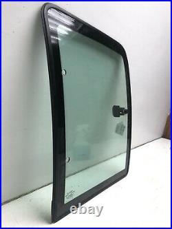 1988-1999 Chevy Gmc 1500 Truck Left Driver Side Rear Quarter Window Glass R3670