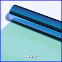 1.52mx3m Chameleon Window Tint Car Window Glass Tint Film UV Proof Ceramic Film