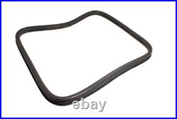 1x Pair Rear Quarter Window Seal / Rubber for Land Rover Discovery 1 5dr AWR5388