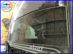 2010-2018 Jaguar Xj X351 Swb Rear Panoramic Sunroof Moonroof Roof Window Glass