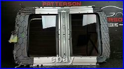 2010 MINI COOPER Hard Top Front & Rear Sun Roof Glass Window with Track & Motors
