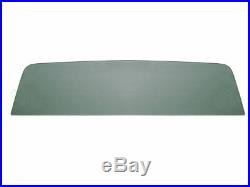 67-72 Chevy Truck 5PC Gray Tinted Tempered Glass Kit Rear, Door & Vent Windows