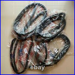 71-77 TOYOTA CELICA TA22 RA20 Coupe weatherstrip 5pc rubber seal door windshield
