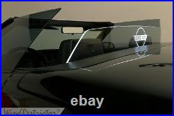 C4 Corvette Convertible WindRestrictor brand wind deflector clear customized