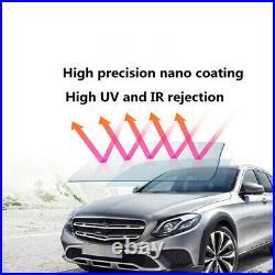 Car Photochromic Film Smart Solar Control Window Tint Sun Shade for Windshield