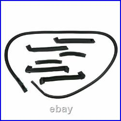 Convertible Top Frame Rubber Weatherstrip Seals for 86-96 Chevy Corvette