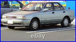 Datsun Sunny B13 Sentra 4 Door Sedan Rear Window Glass Seals Belt Weatherstrip