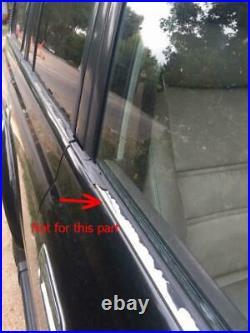 Door Belt Weatherstrip Outer Front Rear Fit Toyota Land Crusier FJ80 1990-1997