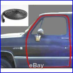 Door Weather Strip Seal 16 Piece Kit Set for Chevrolet GMC Pickup Truck SUV New