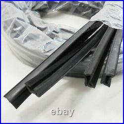 FOR TOYOTA CORONA RT40 RT50 RT51 RT60 MARKII SEDAN WINDOW GLASS Run Channel Felt