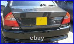 FRP Boot Lid For 96-00 Mitsubishi Evolution EVO 4 EVO 5 EVO 6 EVO6-Style Trunk
