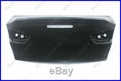FRP Fiber Glass Boot Lid For 08-17 Mitsubishi Lancer EVO 10 EVO X CSL Trunk