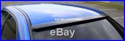 FRP REAR FIBER GLASS WINDOW SPOILER FOR 2003 04 05 06 07 SUBARU IMPREZA WRX STi