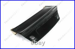 Fiber Glass Boot Lid Fit For 98-05 BMW E46 3 Series Coupe/Sedan & M3 CSL Trunk