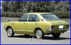 Fit Toyota Corolla E20 Ke20 Te21 Belt Weatherstrip Window Glass Door Rubber Seal