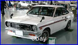 For 68-73 Datsun 510 Bluebird Weatherstrip Door Rubber Set Complete 4D Set Seal