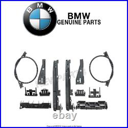 For BMW E70 X5 09-13 Rear Sunroof Repair Kit for Sunroof Glass Genuine
