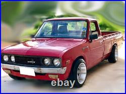 For DATSUN 620 ute truck pickup Complete Weatherstrip&Run Channel rubber 1setx6