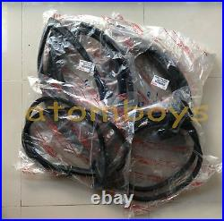 For TOYOTA HILUX TRUCK RN20 RN25 door seal rubber windshield weatherstrip 72 78