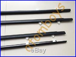 For Toyota Corolla Ae100 Ae101 Ee101 Window Glass Seals Door Belt Weatherstrip