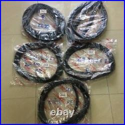 For Toyota Corolla Ke20,26 2d 1set Of Weatherstrip Windshield Rubber Seal 5pcs