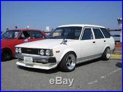 For Toyota Corolla Ke70 Ke75 Te71 Te72 Wagon Belt Weatherstrip Door Rubber Seal
