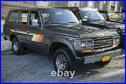 For Toyota Land Cruiser FJ60 61 62 HJ BJ61 Weatherstrip Door Belt Outer Set