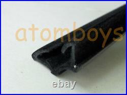 For nissan Pathfinder Hardbody D21 DOOR GLASS WINDOW Channel Felt Run RUBBER