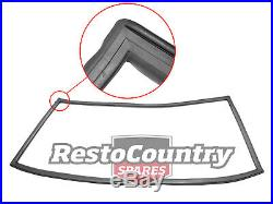 Ford REAR Windscreen Seal XD XE XF GL Sedan NO MOULD window rubber