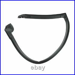 Front & Rear Roof Rail Weatherstrip Seal Kit for GM A Body 4 Door Station Wagon