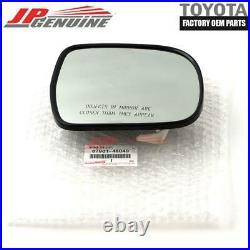 GENUINE LEXUS RX330/350/400h OEM OUTER (RH) SIDE MIRROR DIM GLASS 87901-48040