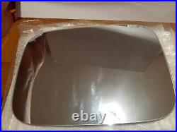 HUMMER H2 Mirror glass Rear View 2002-2009 Right Passenger Driver Side black