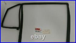 KIA RIO 2006-2011 5D Hatch GENUINE NEW LH + RH REAR DOOR GLASS RUBBER SET JYH