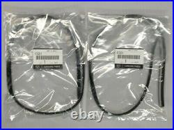 MAZDA RX-7 RX7 FC3S Genuine Right & Left Rear Tail Light Lamp Weather Strips OEM
