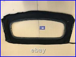 MGF TF Rear Glass Window Screen Plastic Replacement