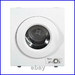 Magic Chef Compact Electric Dryer 2.6 cu. Ft. White
