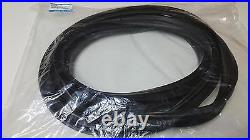 Mazda Oem Genuine Rear Hatch Trunk Tail Gate Weather Strip Seal For 93-02 Rx-7
