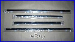 Molding Assy Window Trim Glass Door Belt Rubber for Nissan Sentra B13 Sedan