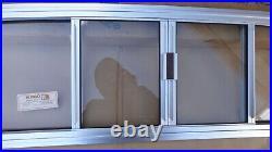 NOS 1977 1980 Ford Courier SLIDING BACK WINDOW ASSEMBLY Original RUSCO Mazda