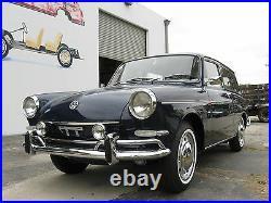 New VW Type 3 Squareback Original Style 8-Piece Window Rubber Kit 1962-1970