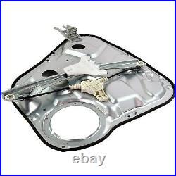 New Window Regulator Glass Rear Passenger Right Side RH Hand 834812B000