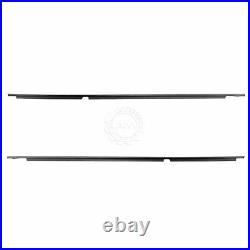 OEM 4 Piece Front & Rear Outer Door Belt Molding Weatherstrip Kit for 4Runner