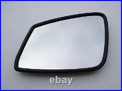 OEM BMW 5/6/7/GT F01/F06//F10/E60 LEFT Auto DIM HEATED MIRROR GLASS USA FRAME L
