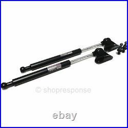OEM Honda 91-05 Acura NSX NA1 NA2 Rear Glass Engine Cover Damper Stay Strut x2
