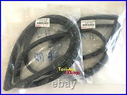 Quarter Window Rubber Weatherstrip Set For Toyota Celica TA40 RA40 RA42 43 MA46