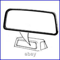 Rear Window Gasket Weatherstrip Seal for Ford 76-86 Truck